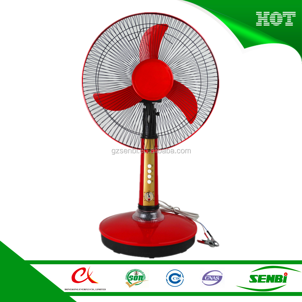 Greenhouse oscillating usb led table fans home parts solar for 12v dc table fan price