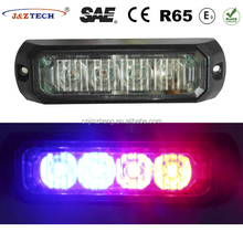 Emergency Lighting Systems LED Car 3w Police Strobe Light Bulb Super Slim Lightheads LED Warning Light