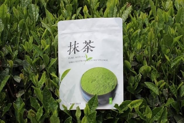 Mo cha Chinese supply top quality healthcare herbal organic green tea matcha powder - 4uTea   4uTea.com