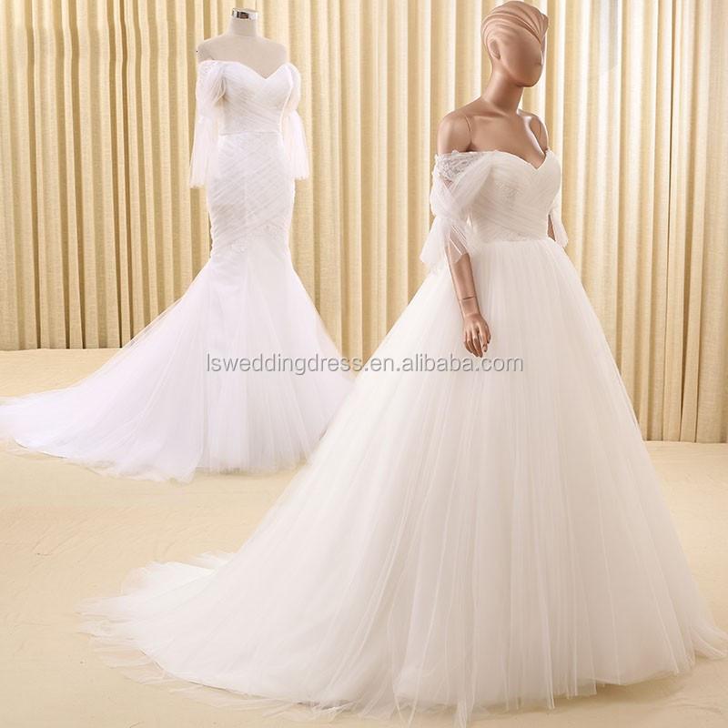 Rsm66171 Real Off Shoulder Beach Wedding Dresses For The Pregnant ...