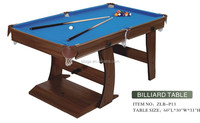 Best sale factory price classic sport 5 ft pool table