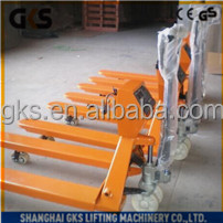 Hand pallet truck/manual forklift with CE certification