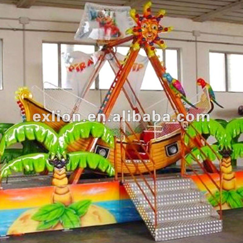 pirate ship park games