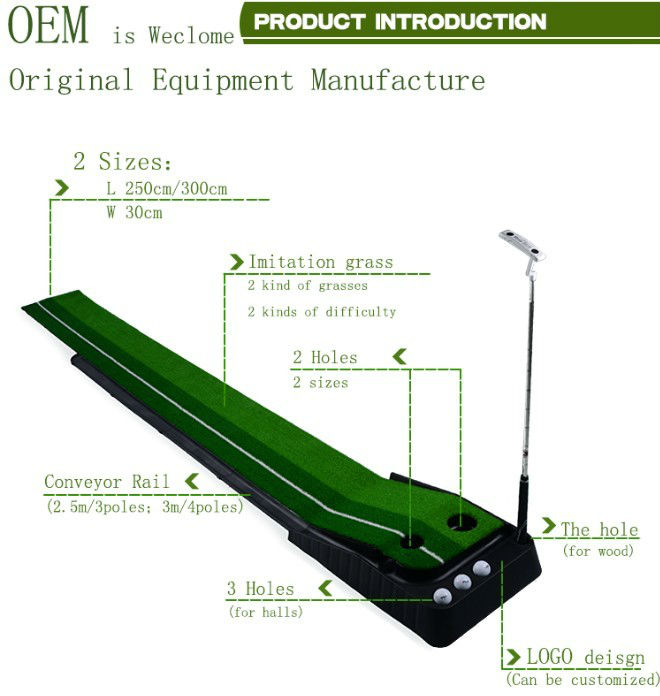 Pgm Putting Golf Practice Mat For Chinese Supplier Product On Alibaba