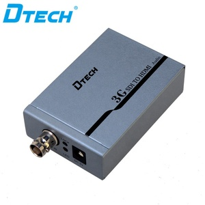 HD 1080i to 1080P@60HZ 3G SDI to HDMI Converter Box With Audio