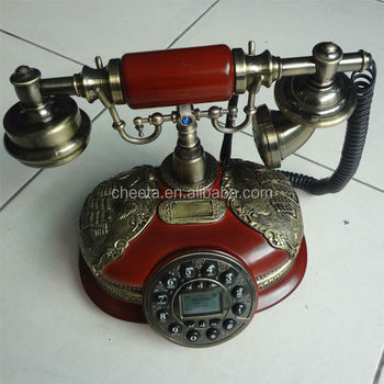 Gsm Wireless Antique Style Telephone