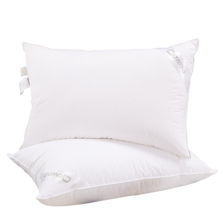 Low Price Hypoallergenic Hotel White Bed Down Pillow
