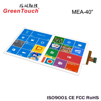 GreenTouch 32-120 inch USB multitouch interactive touch foil