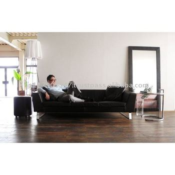 Vegetable Tanned Oil Leather Sofa Corvo 10 Times To Get The Genuine