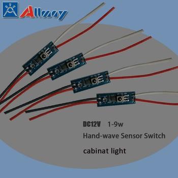Guzhen Dc12v Led Cabinet Light With Ir Sensor Switch 12v Touch ...