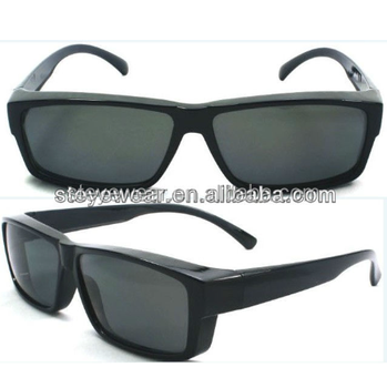 57b3f345eef NEW DESIGN fit over sunglasses that cover prescription glasses without side  window
