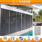 China guangdong aluminium alloy interior security roller window shutters profiles
