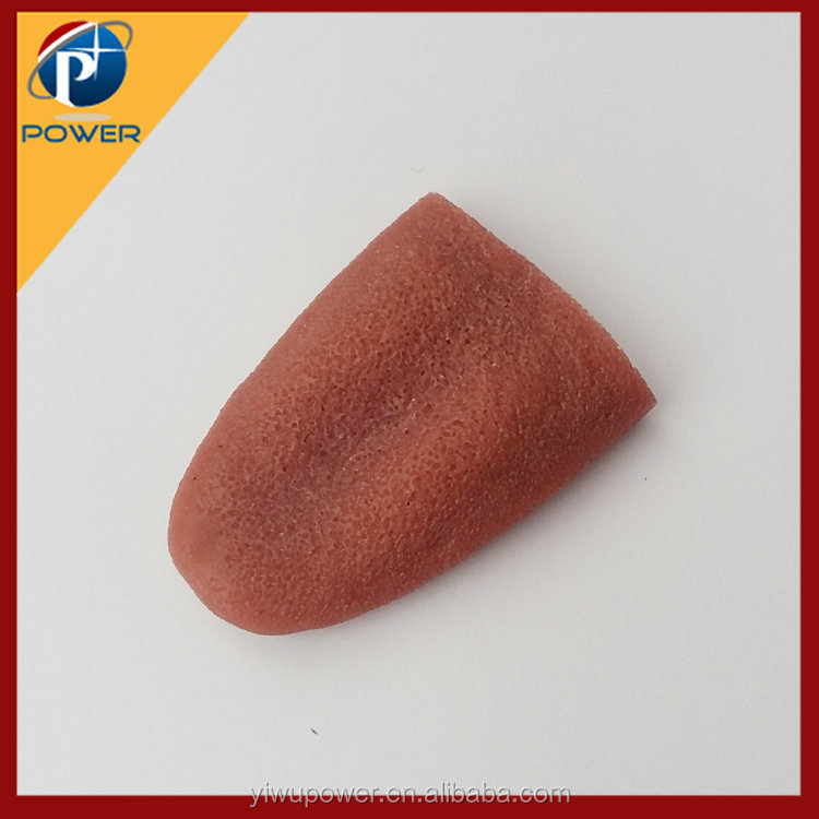 Tongue rubber tpr joke toy