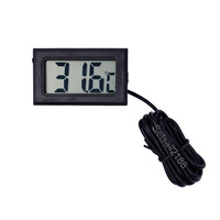 Digital LCD Aquarium Fridge Freezer water Temperature Meter gauge monitor Thermometer -50~+110 degree FY-10