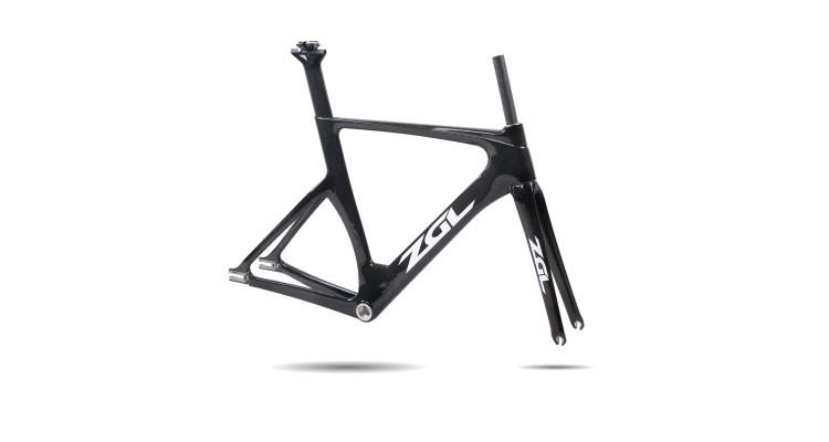 700c Carbon Fiber Road Racing Bicycle Bike Frame Track Bike Carbon ...