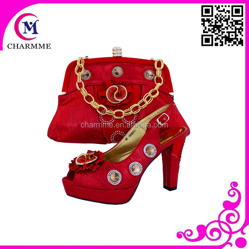 red match and party and dress shoes shoes and bag for shoes matching to pary bags bags african with dwUqXAU