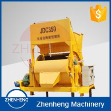China Competitive Price JZC Series Self Loading Loader Concrete Mixer For Sale