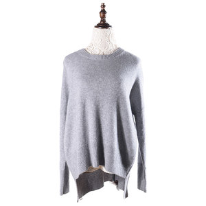 Custom Mongolian Luxury Wholesale Erdos Women 100% Cashmere Sweater