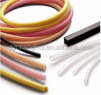 High quality Silicone Rubber Insulation Pipe Tube