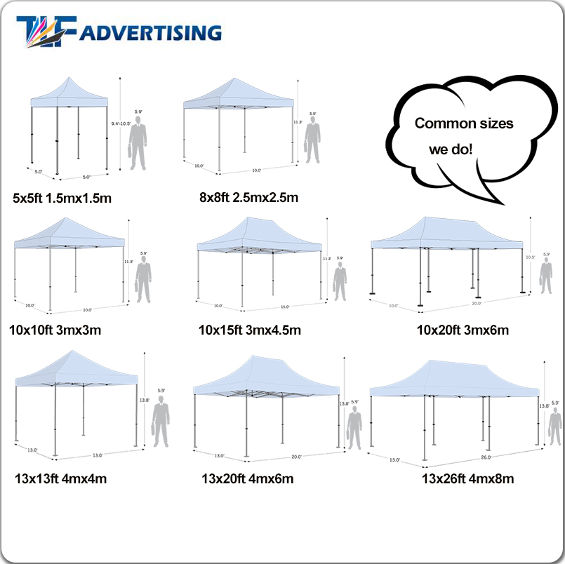 3x4.5m folding portable beach canopy tent