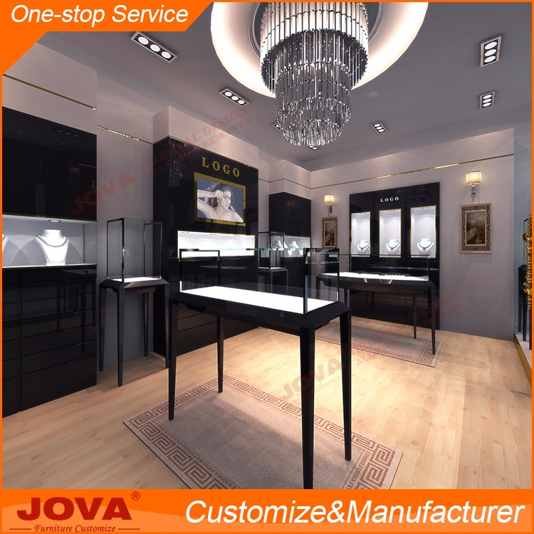 Retail Jewellery Showroom Designs 3d Customized Free Design Interior Ideas Shops Glass
