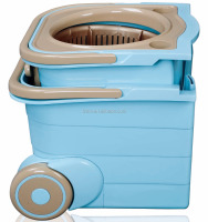 household product 360 floor magic mop bucket