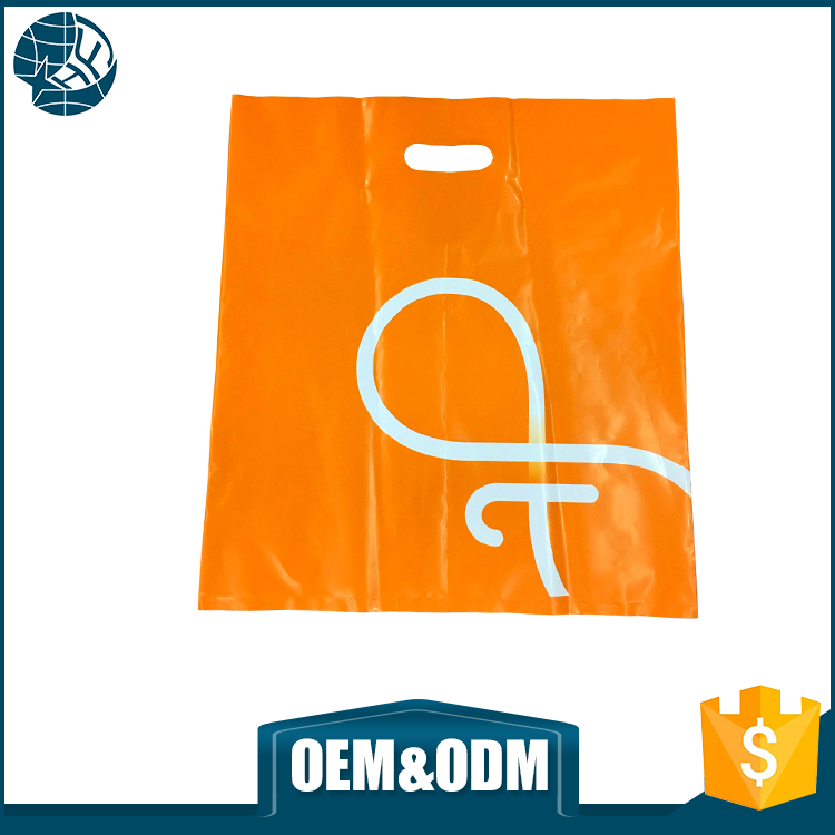 Fashionable Clothes Plastic Shopping Bags Packaging Wholesale Die ...
