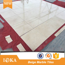 New spain beige color marble price crema marfil marble