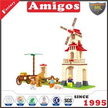 kid toy building block toys farm styles kids building blocks