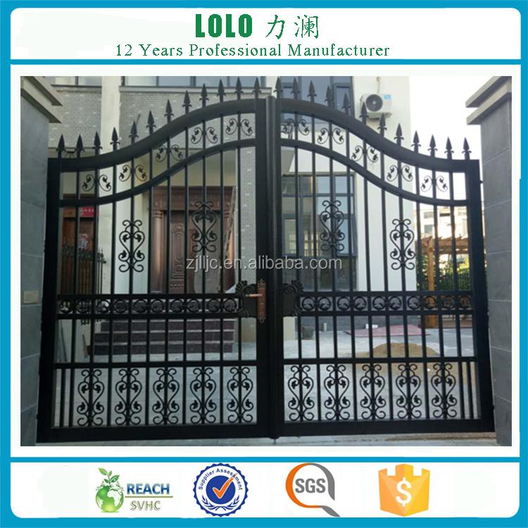 China Aluminum Cast Gate China Aluminum Cast Gate Manufacturers