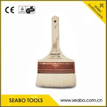 With best quality trp handle paint brush with plastic handle