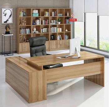 Modular office table design cheap executive table for principal