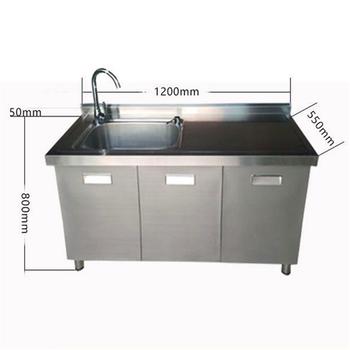 Fornitura Professionale Armadio Da Cucina/lavanderia In Acciaio Inox ...