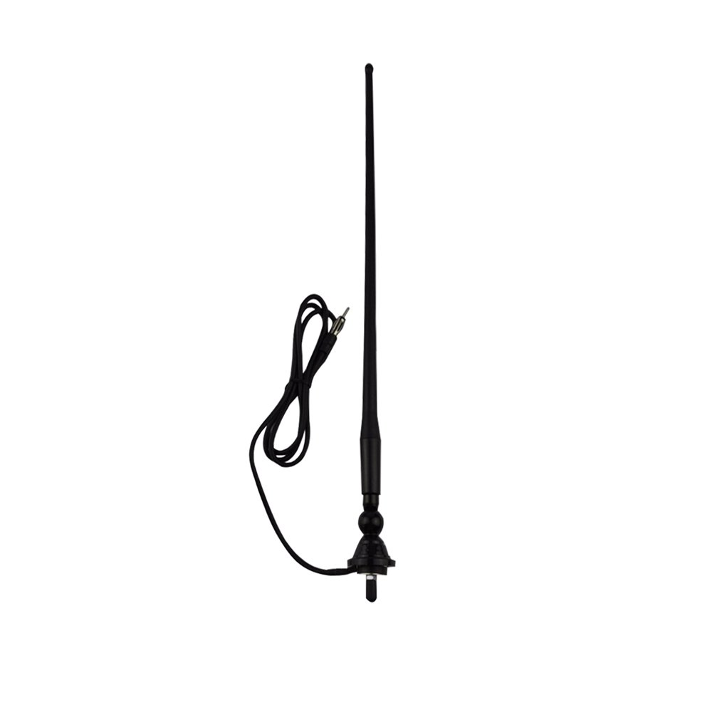 17 All-Terrain Flexible Rubber Antenna is Compatible with Dodge Caravan AntennaMastsRus - Spring Steel Internal CORE 1997-2007