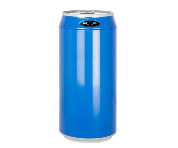 12l Coke Cans Stainless Steel Touchless Kitchen Rubbish Bins Garbage Can Sensor Trash Bin