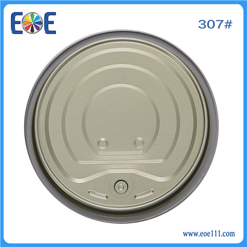 Supplier Y307 Tinplate Easy Open Ends for Empty Can