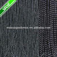 Black Obsidian Gemstones Jade 6 mm Mixed Reiki Beads