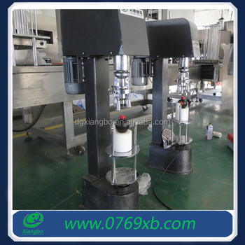 JGS-980 Sealing Machine for Metal Screw Cap