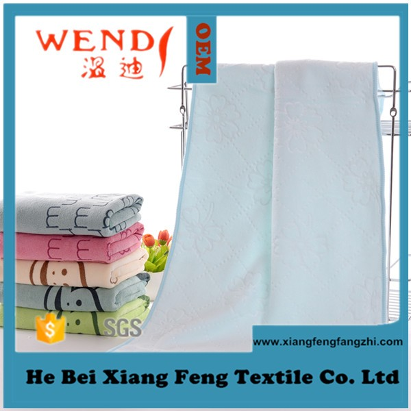 Nonwoven Technics and Home,Gift,Hotel,Sports,Kitchen Use microfiber towel