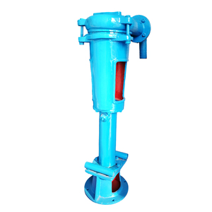 High pressure industrial big solid mud suction pump