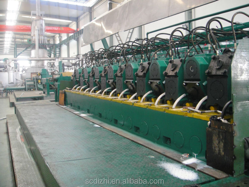 Aluminum Rod Continuous Casting And Rolling Machine Ccr Line