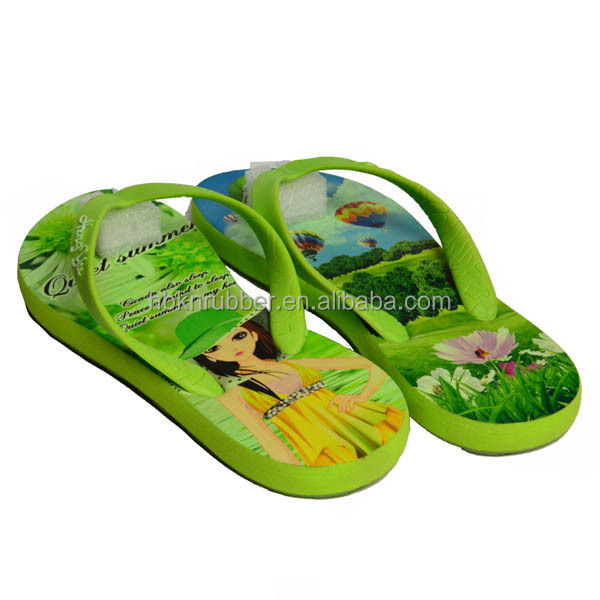 flip flop manufacturing women shoes manufacturer in china