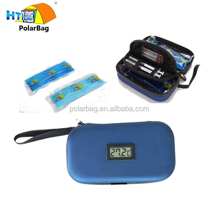 Humalog Insulin Diabetic Carry Case Cool Cool สำหรับการเดินทาง