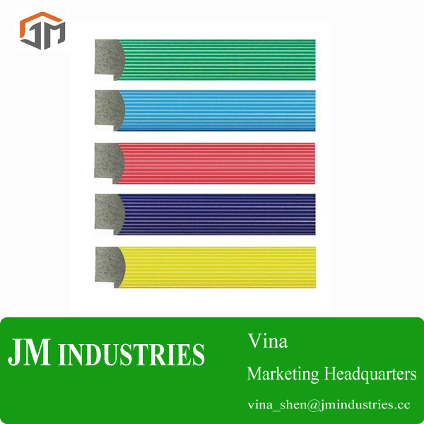 jmv707-Colourful Plastic polystyrene picture frame moulding Factory