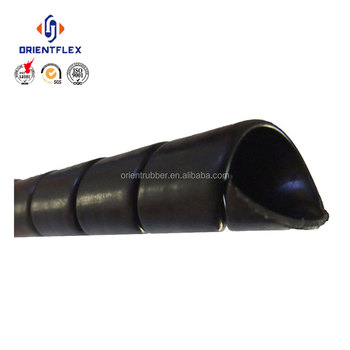 Custom durable weather resistance multi purpose PP plastic spiral hose protector factory
