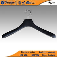 Pop display new arrival wooden clothes hanger wooden buy online
