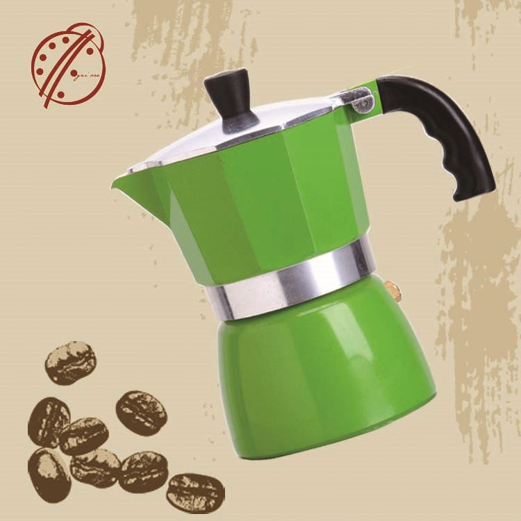 2018 Aluminum Coffee Pot Heater Price Of Raw Beans Compatible Capsules Lavazza Invensys Pump