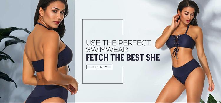 871842f0fd Romantic Sheer Sunset Print Sporty Beautiful Women Sexy Bathing Suit ...