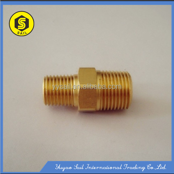 CNC brass machining part/Fasteners