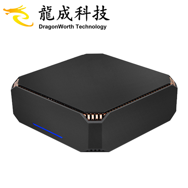 Support office work /entertainment center /4k movie CK2 Intel Kaby lake 7100U Pendoo oem ultra mini pc box